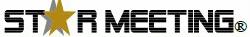 Logo texte Starmeeting